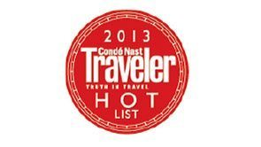 Conde Nast Traveler Hot List - Luxury resort Chiang Mai