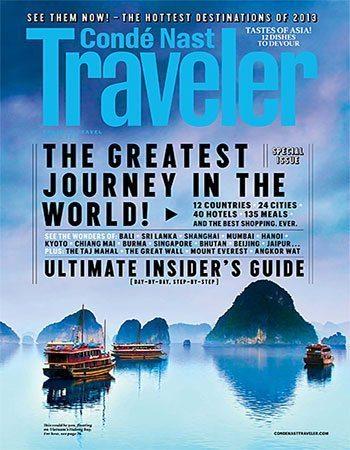 Chiang Mai Thai Conde Nast Traveler