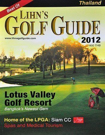 Lihn's Golf Chiang Mai Thai Guide