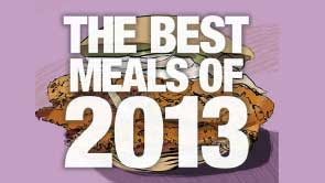 Best Meals 2013 - Luxury resort Chiang Mai