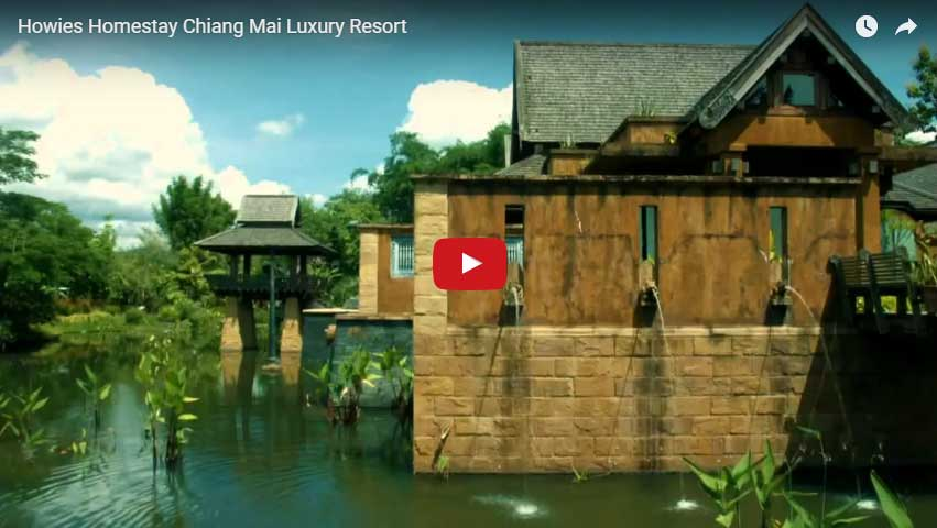 Best luxury 5 star hotel Chiang Mai