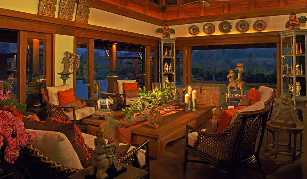 Best resorts in Chiang Mai