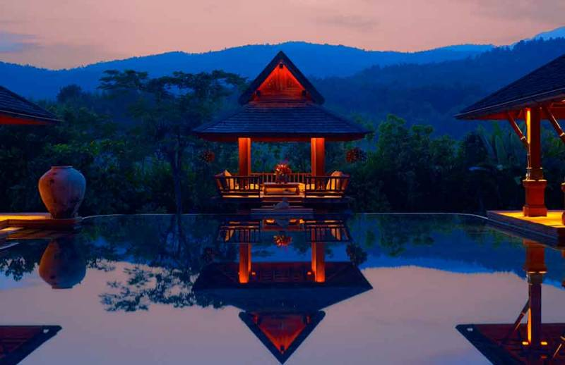Private villas Thailand Howie's Homestay