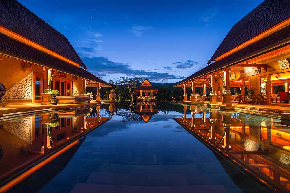 Chiang Mai Luxury Accommodation - Luxury hotel Chiang Mai