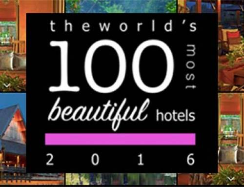 Howie's Homestay Included in Hotel Lust's List of World's 100 Most Beautiful Hotels 2016