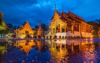 what to see in Chiang Mai when staying at a private villa