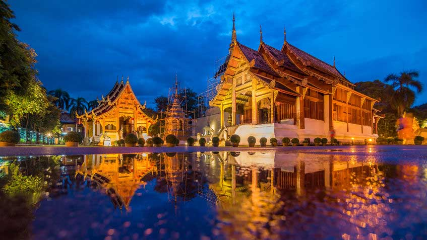 Chiang Mai city tour - what to see and do