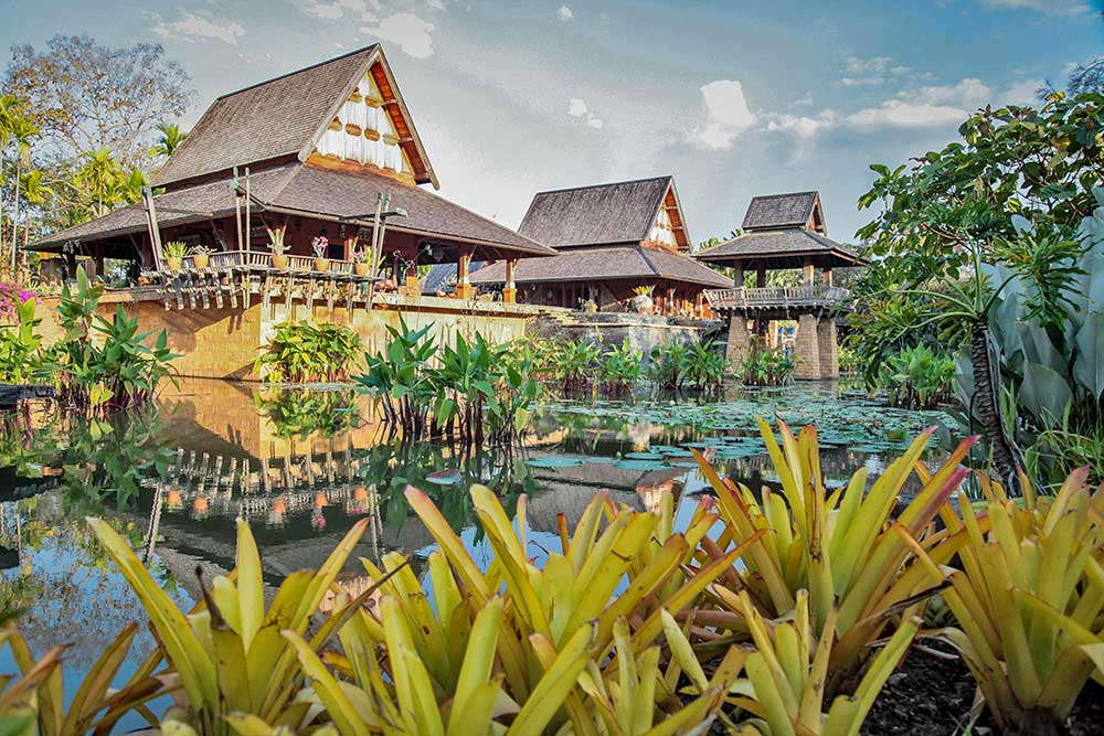 Chiang Mai luxury hotels