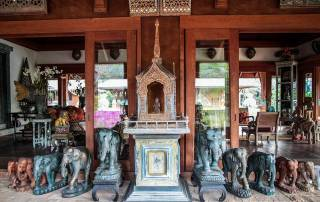 Luxury resorts in Chiang Mai