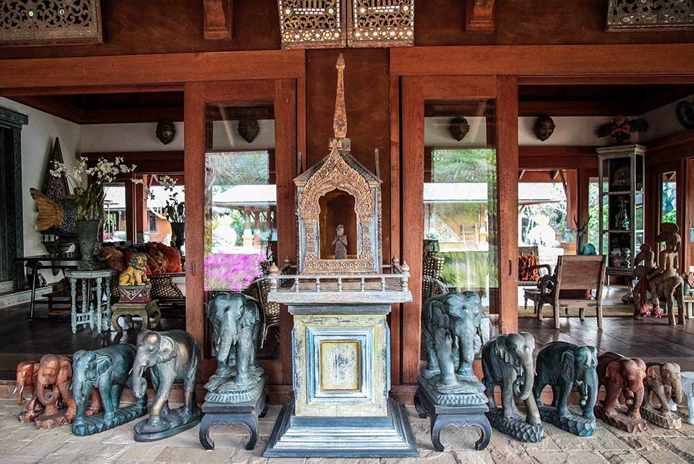 Luxury resorts in Chiang Mai
