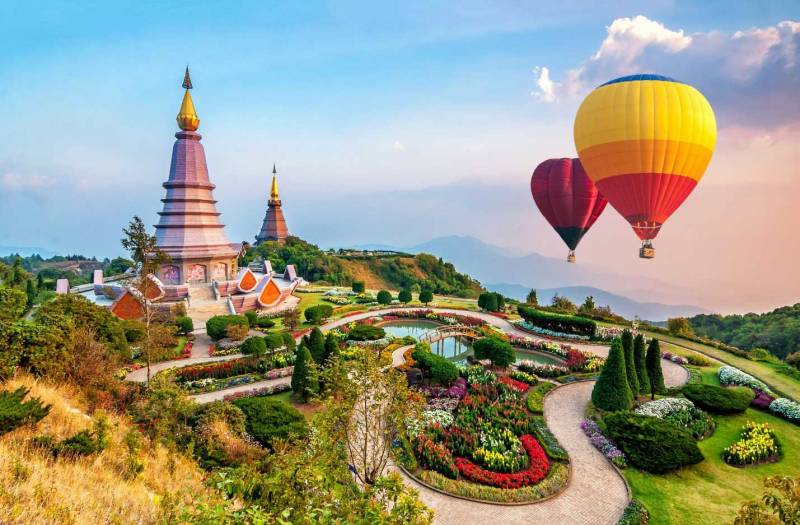 Chiang Mai weather