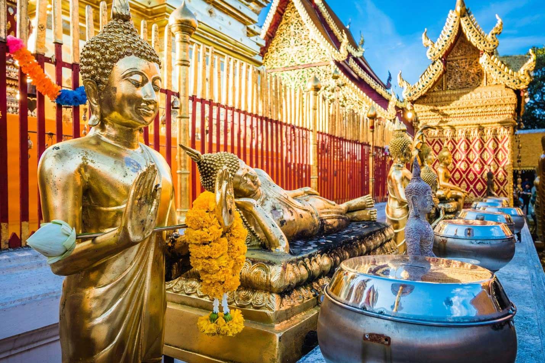 Chiang Mai luxury hotels