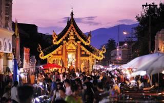 markets in chiang mai