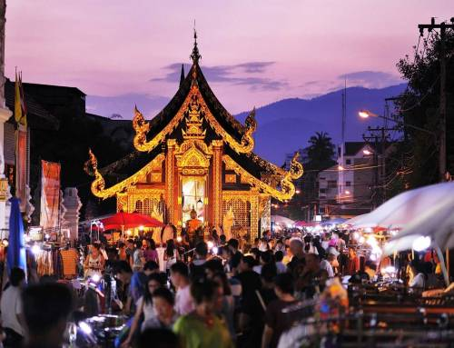 Top 10 Must-See Markets in Chiang Mai
