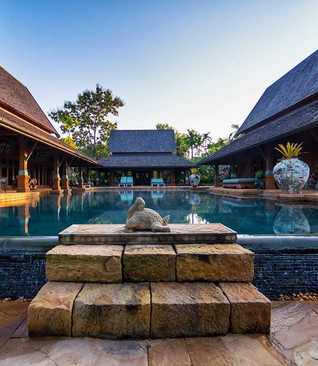 Chiang Mai luxury Villa - Howie's HomeStay
