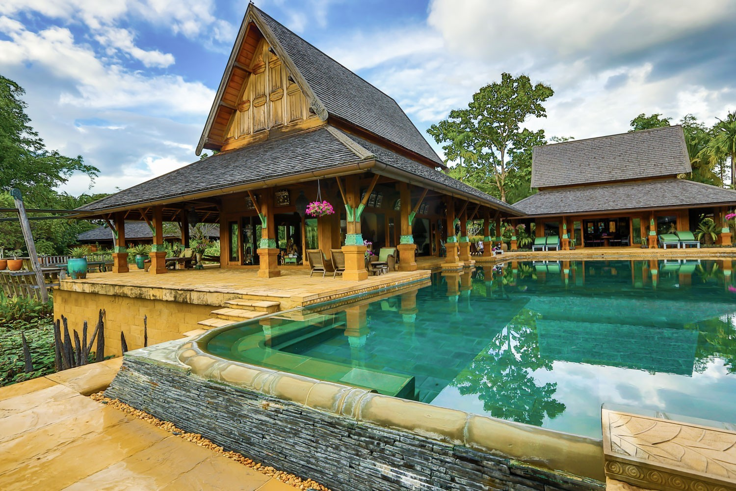 Chiang Mai luxury resort
