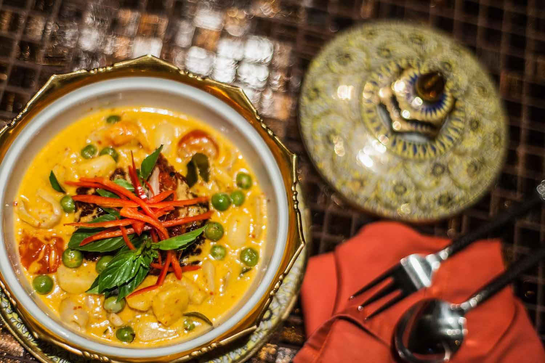 Chiang Mai hotels 5 star - Food